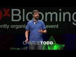 TEDx Projects Bloomington : Charlie Todd... by Charlie Todd