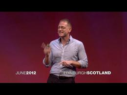 TEDtalks Global Conference 2012 : David ... by David Binder