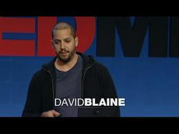 TEDtalks Medical Conference 2009 : David... by David Blaine