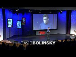 TEDtalks Conference 2007 : David Bolinsk... by David Bolinsky