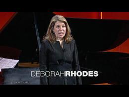 TEDtalks Women : Deborah Rhodes: A tool ... by Deborah Rhodes