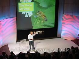 TEDtalks Taste3 2008 : Dennis vanEngelsd... by Dennis vanEngelsdorp