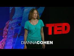 TEDtalks Mission Blue Voyage : Dianna Co... by Dianna Cohen