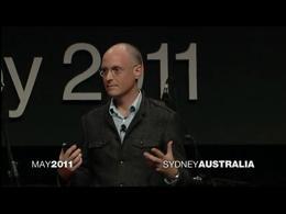TEDx Projects Sydney : Drew Berry: Anima... by Drew Berry