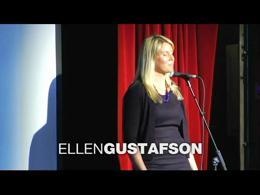 TEDx Projects East : Ellen Gustafson: Ob... by Ellen Gustafson