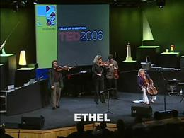 TEDtalks Conference 2006 : Ethel perform... by Ethel