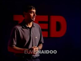 TEDtalks Global Conference 2007 : Euvin ... by Euvin Naidoo