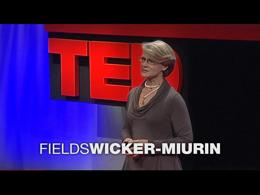 TEDtalks Salon London 2009 : Fields Wick... by Fields Wicker-Miurin