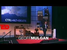TEDtalks Global Conference 2009 : Geoff ... by Geoff Mulgan