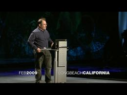 TEDtalks Conference 2009 : Golan Levin m... by Golan Levin