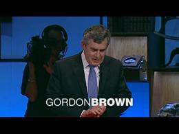 TEDtalks Global Conference 2009 : Gordon... by Gordon Brown