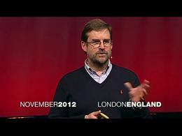 TEDtalks Salon London Fall 2012 : Hadyn ... by Hadyn Parry
