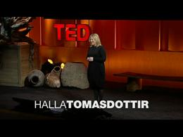 TEDtalks Women : Halla Tomasdottir: A fe... by Halla Tomasdottir