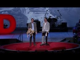 TEDtalks Conference 2011 : Handspring Pu... by Handspring Puppet Co.