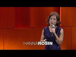 TEDtalks Women : Hanna Rosin: New data o... by Hanna Rosin