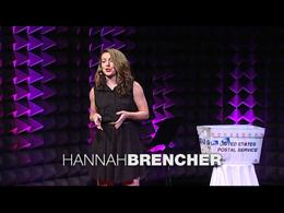 TEDtalks Conference, New York : Hannah B... by Hannah Brencher
