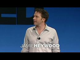 TEDtalks Medical Conference 2009 : Jamie... by Jamie Heywood