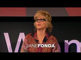 TEDx Projects Women 2011 : Jane Fonda: L... by Jane Fonda