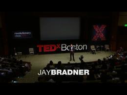 TEDx Projects Boston 2011 : Jay Bradner:... by Jay Bradner