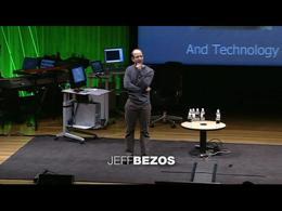 TEDtalks Conference 2003 : Jeff Bezos: T... by Jeff Bezos