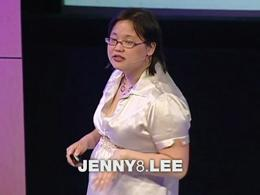 TEDtalks Taste3 2008 : Jennifer 8. Lee h... by Jennifer 8. Lee hunts