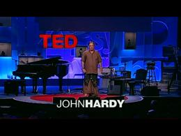 TEDtalks Global Conference 2010 : John H... by John Hardy