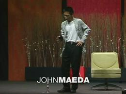 TEDtalks Serious Play 2008 : John Maeda ... by John Maeda
