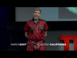 TEDtalks Conference 2007 : Jok Church: A... by Jok Church