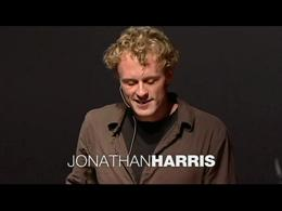 TEDtalks Conference 2007 : Jonathan Harr... by Jonathan Harris
