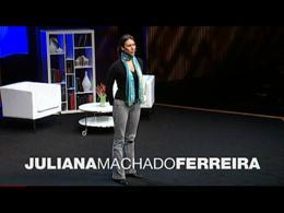 TEDtalks Conference 2010 : Juliana Macha... by Juliana Machado Ferreira