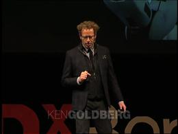 TEDx Projects Berkeley : Ken Goldberg: 4... by Ken Goldberg