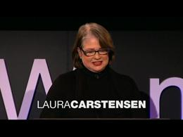 TEDx Projects Women 2011 : Laura Carsten... by Laura Carstensen