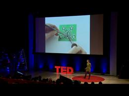 TEDtalks Youth : Leah Buechley: How to s... by Leah Buechley