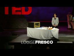 TEDtalks Conference 2009 : Louise Fresco... by Louise Fresco