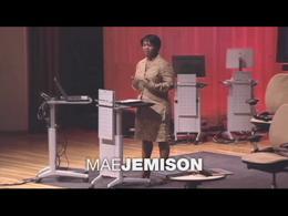 TEDtalks Conference 2002 : Mae Jemison o... by Mae Jemison