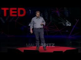 TEDtalks Global Conference 2012 : Malte ... by Malte Spitz