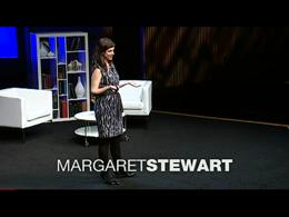 TEDtalks Conference 2010 : Margaret Goul... by Margaret Gould Stewart