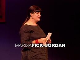 TEDtalks Global Conference 2007 : Marisa... by Marisa Fick-Jordan