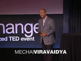 TEDx Projects Change : Mechai Viravaidya... by Mechai Viravaidya