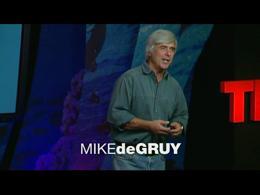 TEDtalks Mission Blue Voyage : Mike deGr... by Mike deGruy