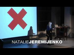 TEDtalks Business Innovation Factory : N... by Natalie Jeremijenko
