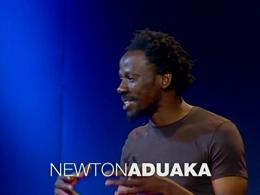 TEDtalks Global Conference 2007 : Newton... by Newton Aduaka
