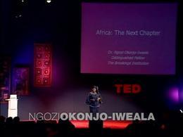 TEDtalks Global Conference 2007 : Ngozi ... by Ngozi Okonjo-Iweala