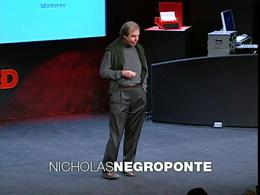 TEDtalks Conference 2006 : Nicholas Negr... by Nicholas Negroponte