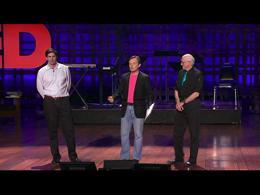 TEDtalks Conference 2010 : Debate: Does ... by Debate