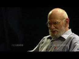 TEDtalks Conference 2009 : Oliver Sacks:... by Oliver Sacks