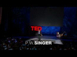 TEDtalks Conference 2009 : PW Singer on ... by PW Singer