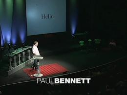 TEDtalks Global Conference 2005 : Paul B... by Paul Bennett