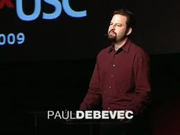 TEDx Projects USC : Paul Debevec animate... by Paul Debevec