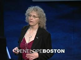 TEDtalks Conference 2006 : Penelope Bost... by Penelope Boston